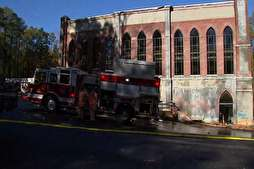 North Carolina Mosque Fire Ruled Accidental