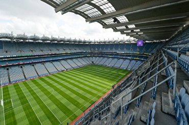 Dublin's Croke Park Opens Up Pitch for Eid Al-Adha Prayer