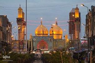 Holy Shrine of Imam Khadim (AS) in Kadhimayn