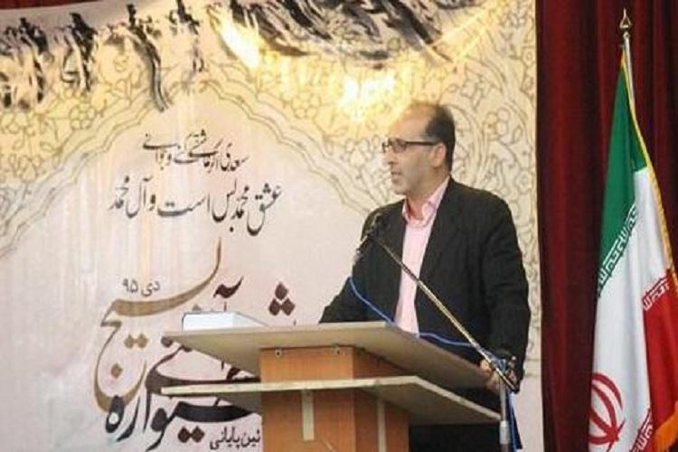 نمایش «سرخ او» مازندران به دوازدهمین جشنواره تئاتر بسیج کشور  راه یافت