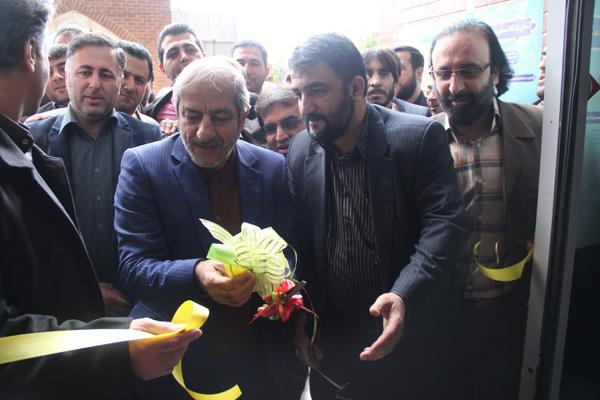 نمایشگاه مطبوعات مازندران افتتاح شد