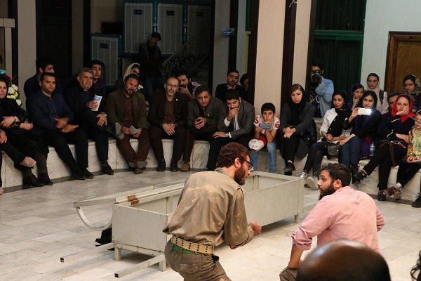 6 نمایش در دومین روز جشنواره تئاتر بسیج مازندران به روز صحنه رفت
