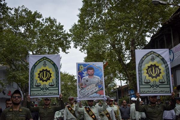ایران اسلامی به شهدای خود افتخار میکند